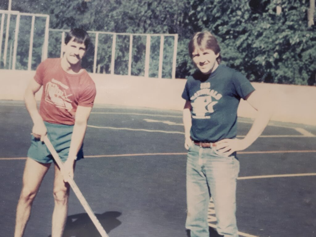 The Origins of Dek Hockey
