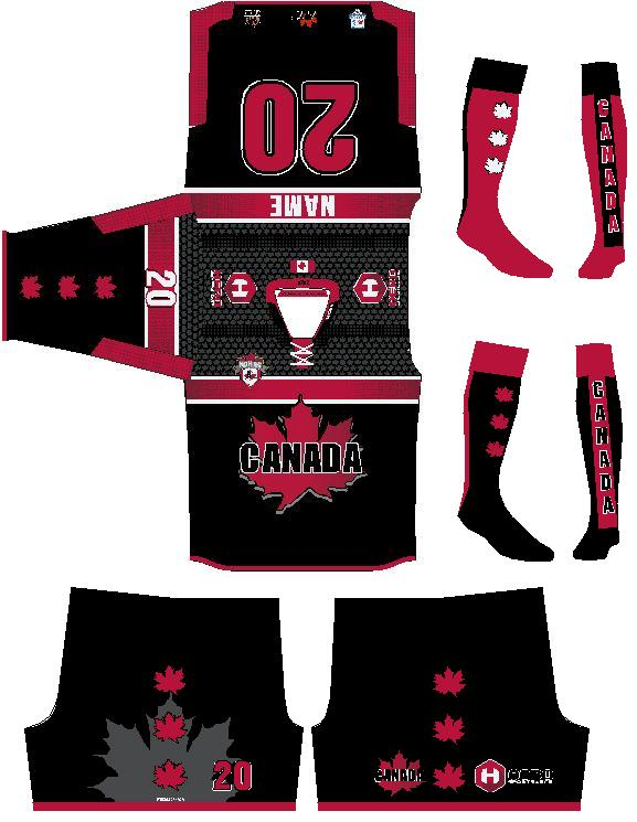 TEAM CANADA UNIFORM ANNOUNCEMENT