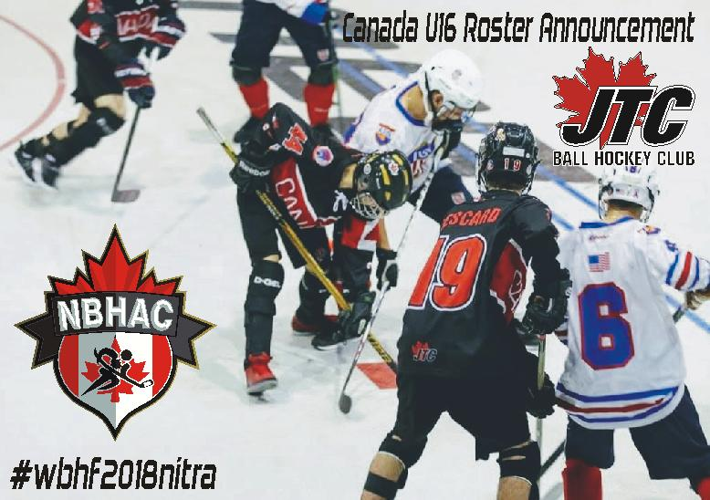 Canada's U16 Roster Announcement