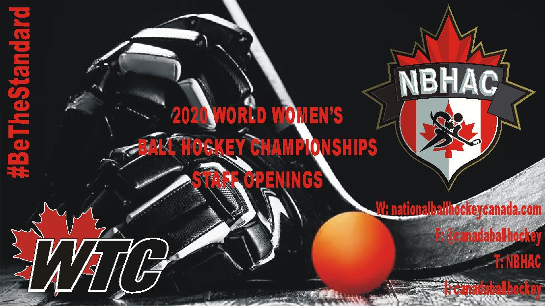 Women's Team Canada Staff Job Openings
