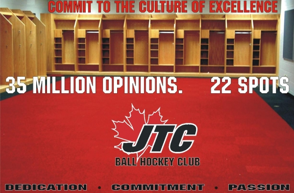 JTC Staff Openings – Head Coach & Assistants